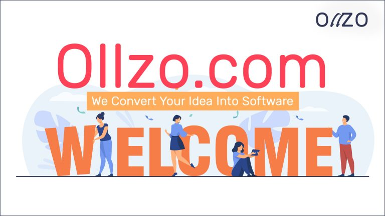 Welcome to Ollzo Software Company 2021 (Introducing)