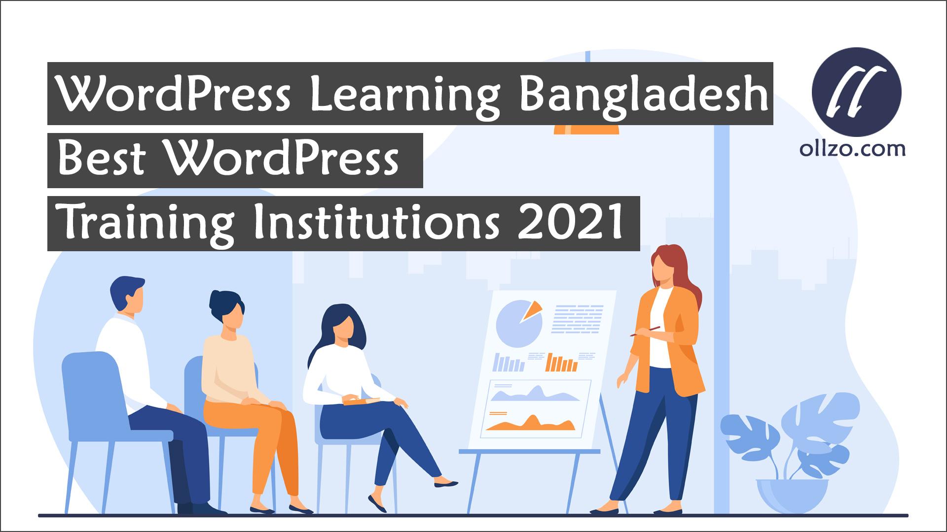 WordPress Learning Bangladesh, Ollzo.com