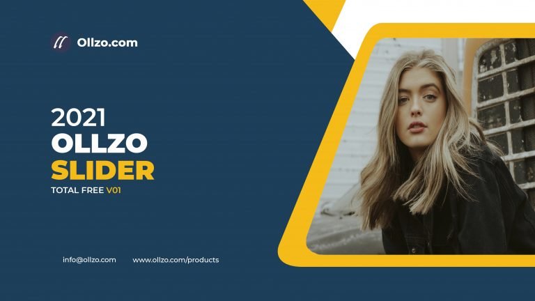 Ollzo Slider for WordPress  – An introductory blog 2021