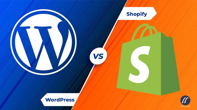 WordPress eCommerce vs Shopify (Updated 2021)