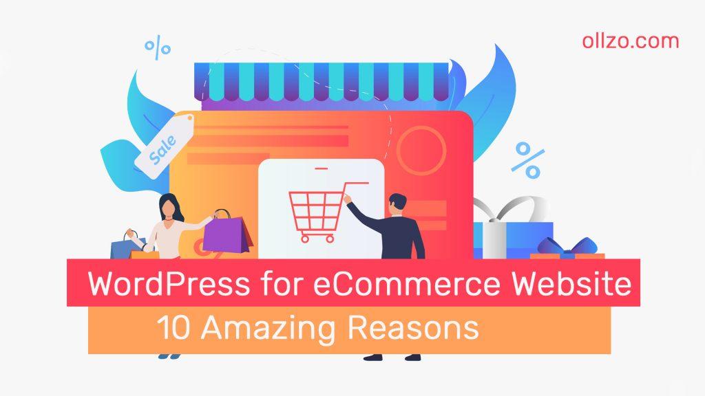 WordPress for eCommerce, ollzo.com