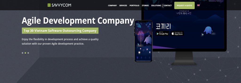Savvycom Software, Australian Best WordPress Company, Ollzo