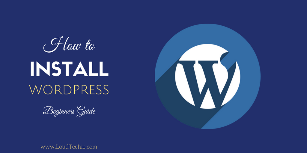 Install WordPress on a Website