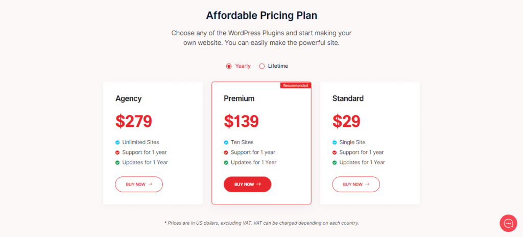 WPCafe pricing, WP Cafe, ollzo