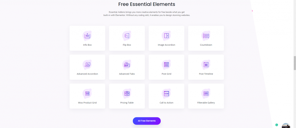 Essential Addons for Elementor Widget 2021 , plugin review by ollzo